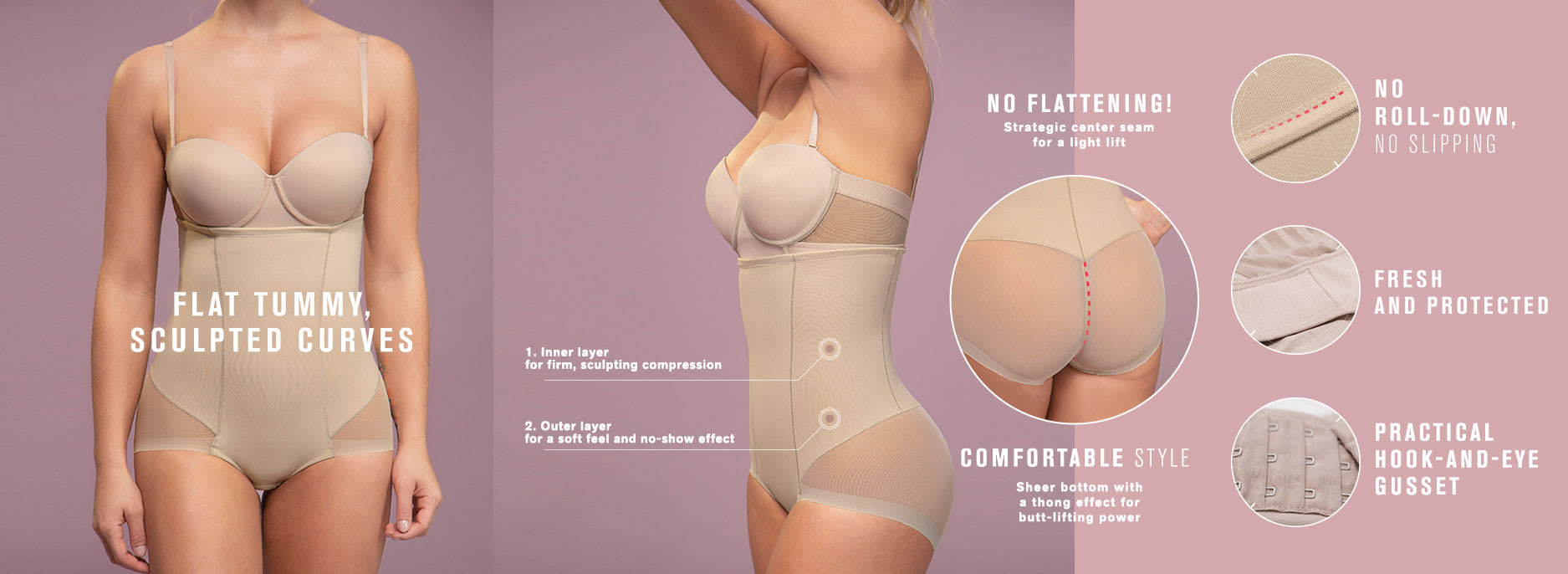 Shop full trimmer body shapers online at Lovebird Lingerie. Buy Full Trimmer from India's Premium Lingerie Brand Lovebird Lingerie available in many styles, colors and with perfect fit ✯ Quality Assured