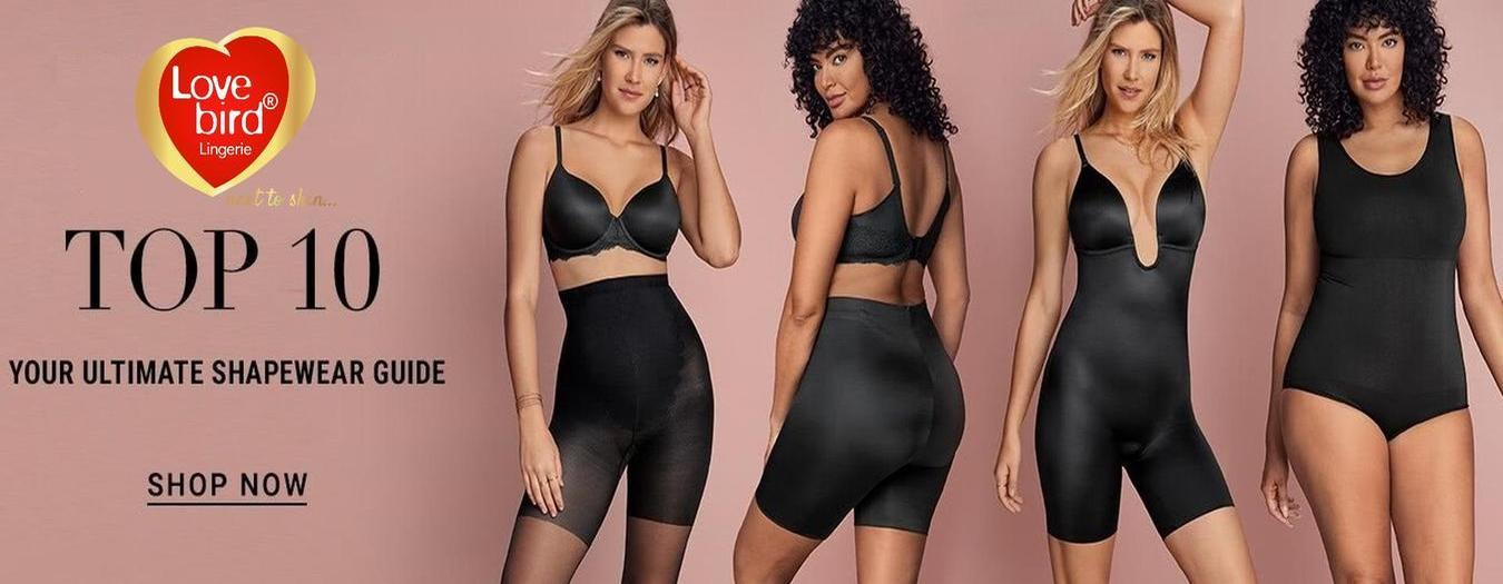 Shop figurette thai shaper at Lovebird Lingerie. Shop the best quality thai shaper from India's Premium Lingerie Brand Lovebird Lingerie available in various colors, designs and styles ✯ Quality Assured